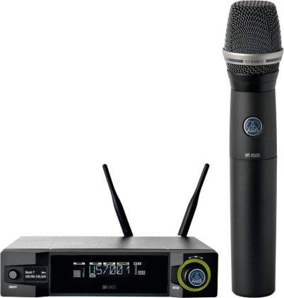 Радиосистема AKG WMS4500 D7 Set BD8