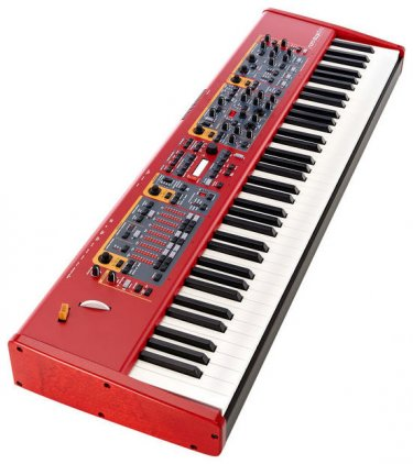 Клавишный инструмент Nord Stage 2 EX HP76