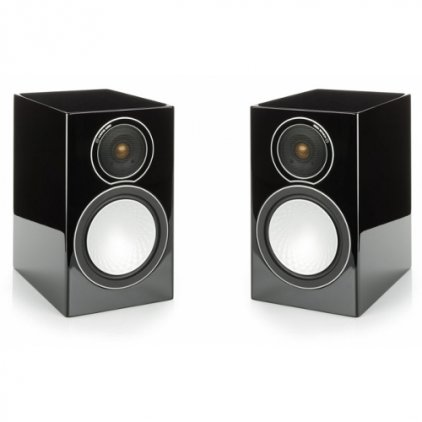 Полочная акустика Monitor Audio Silver 2 high gloss black