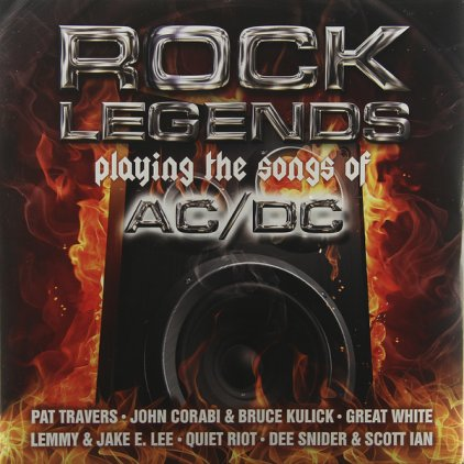 Виниловая пластинка AC/DC / TRIBUTE ROCK LEGENDS PLAYING THE SONGS OF AC/DC