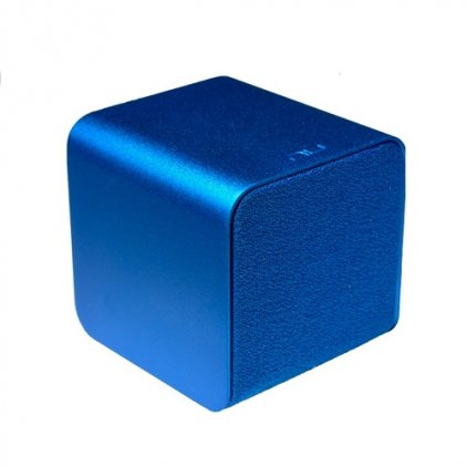 NuForce Cube Speaker blue