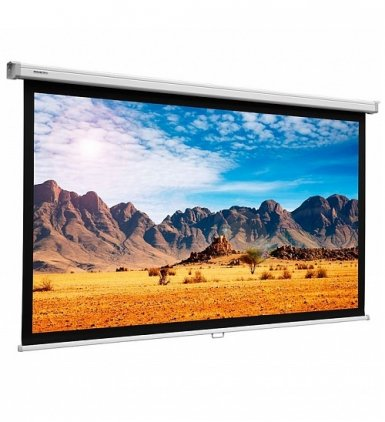 "Экран Projecta SlimScreen (76""/16:9) 102x180 cm Matte White (10200081)"