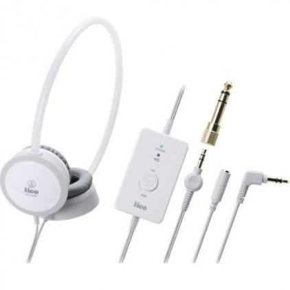 Наушники Audio Technica ATH-K101 white