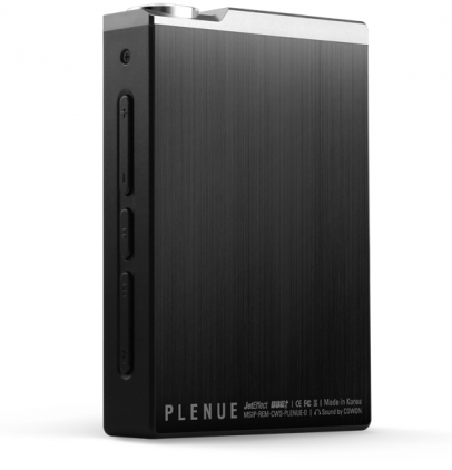 Плеер Cowon PLENUE D silver/black