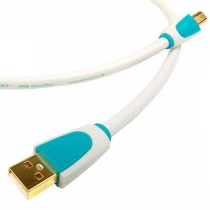 USB кабель Chord Company USB SilverPlus 3.0m