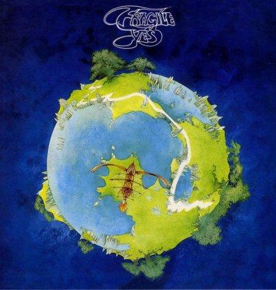 Виниловая пластинка Yes FRAGILE (180 Gram)