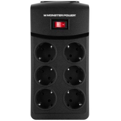 Сетевой фильтр Monster MP ME 600 DE (121851-00)