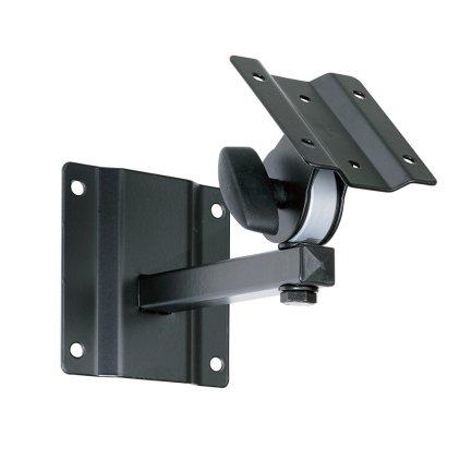 Крепление EuroMet BYR 00479 настенный кронштейн для установки громкоговорителя до 10кг, пластина 100 х 80 mm