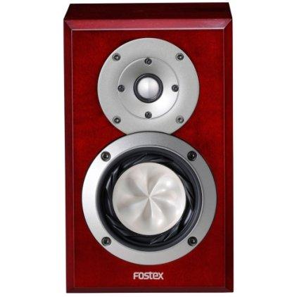 Полочная акустика Fostex GX100MA wine red