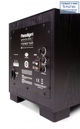 Сабвуфер Paradigm Monitor SUB 10 black