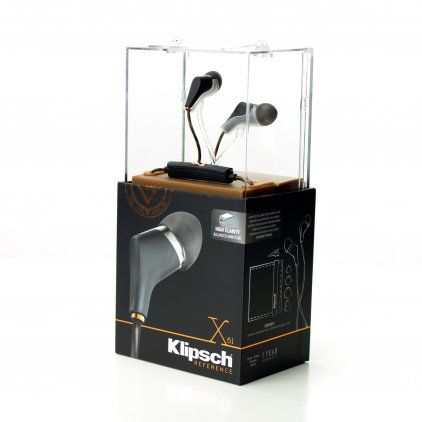 Наушники Klipsch X6i Reference In-Ear white
