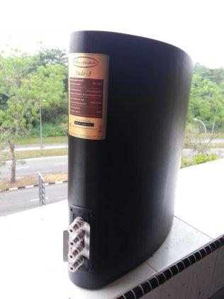 Полочная акустика Wharfedale Jade 3 rosewood