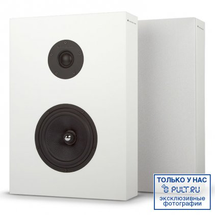 Настенная акустика Cambridge WS30 OnWall white (пара)