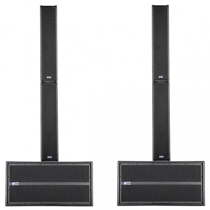Комплект звукового оборудования RCF TT+ series №5