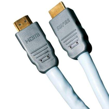 HDMI кабель Supra HDMI-HDMI 1.5m