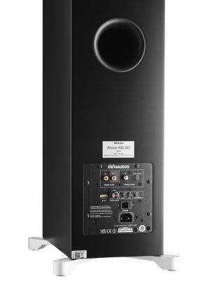 Напольная акустика Dynaudio Focus XD 400 walnut