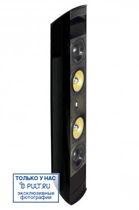 Настенная акустика Paradigm Millenia 30 LCR black chrome