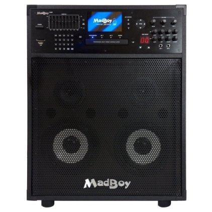 Караоке-центр MadBoy Cube + DVD-диск 500 любимых песен
