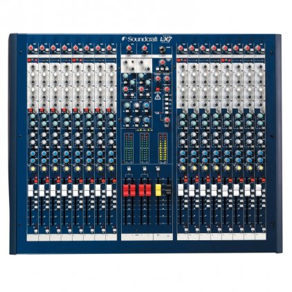 Микшер Soundcraft LX7ii-16