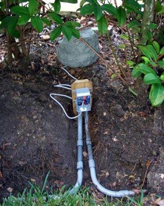 Ландшафтная акустика Sonance RK83 Brown