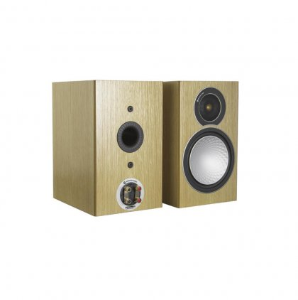 Полочная акустика Monitor Audio Silver 2 natural oak