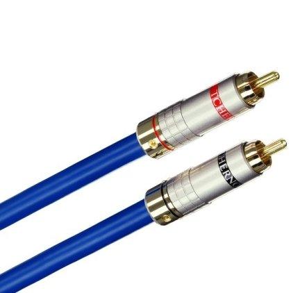 Кабель межблочный аудио Tchernov Cable Original MKII IC RCA 5.0m