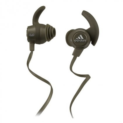 Наушники Monster Adidas Perfomance Response In-Ear Headphones Olive Green (137020-00)
