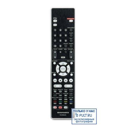 Blu-ray плеер Marantz UD7007 silver-gold