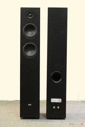 Напольная акустика Elac FS 77 black