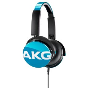Наушники AKG Y50 blue