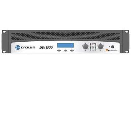 DSP процессор Crown DSi 2000