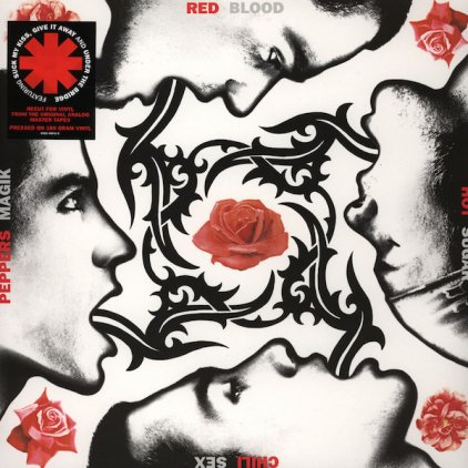 Виниловая пластинка Red Hot Chili Peppers BLOOD SUGAR SEX MAGIK (180 Gram/Remastered)
