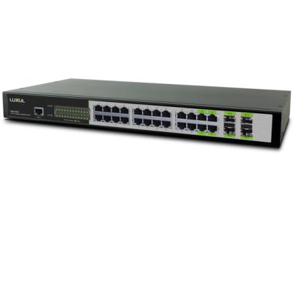 Гигабитный коммутатор Luxul XMS-1024