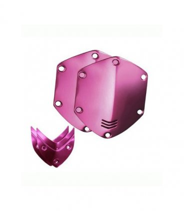 Сменные накладки для наушников V-Moda XS / M-80 On-Ear Metal Shield Kit Pink