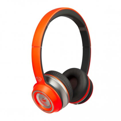 Наушники Monster NTune On-Ear Neon Orange