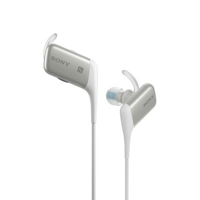 Наушники Sony MDR-AS600BT white