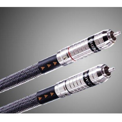Кабель межблочный аудио Tchernov Cable Ultimate IC RCA 0.62m