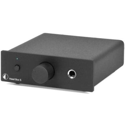 Усилитель для наушников Pro-Ject Head Box S black