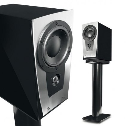 Полочная акустика Dynaudio Contour S1.4 LE black high gloss