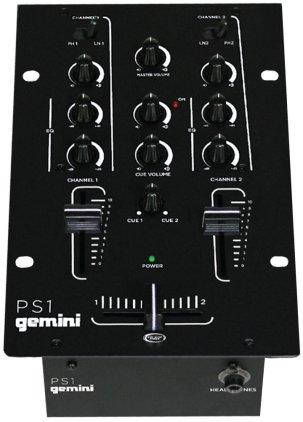 Микшер Gemini PS1 DJ