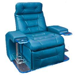 Кресло для домашнего кинотеатра Home Cinema Hall Techno ALCANTARA/80