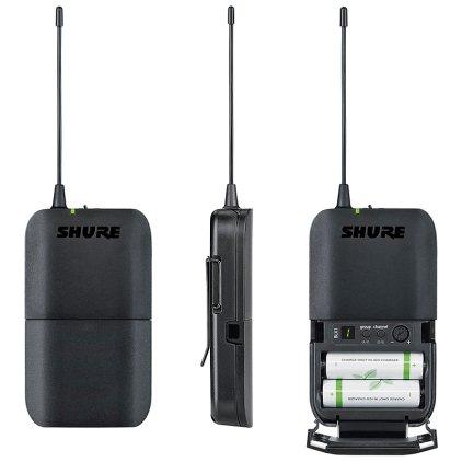 Shure BLX188E K3E 606-638 MHz
