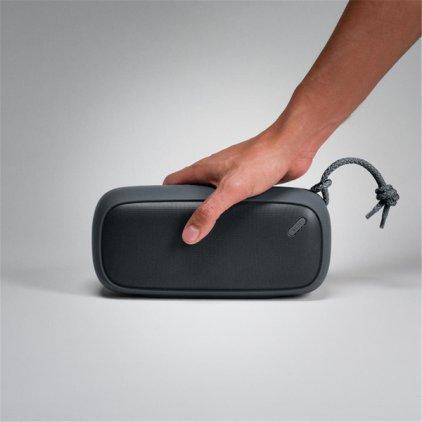 Портативная акустика Nude Audio Move L black/coral #PS004CLG