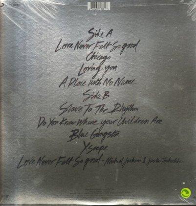 Виниловая пластинка Michael Jackson XSCAPE (W382)
