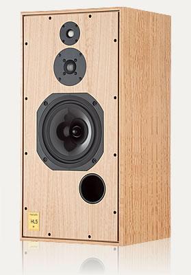 Полочная акустика Harbeth Super HL5 plus rosewood
