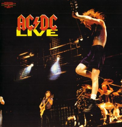 Виниловая пластинка AC/DC LIVE (Remastered/180 Gram/Special Collector's Edition)