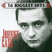 Виниловая пластинка Johnny Cash 16 BIGGEST HITS (180 Gram)