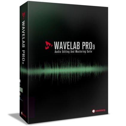 Программное обеспечение Steinberg WaveLab Pro 9