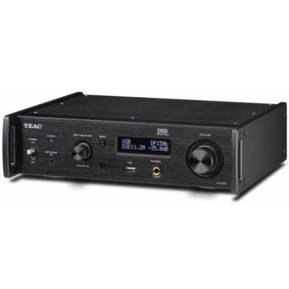 Сетевой аудио проигрыватель Teac NT-503 black