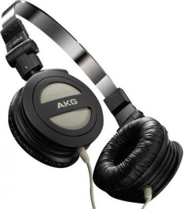 Наушники AKG K404 черные